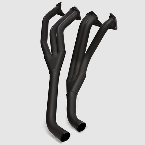 Tubular manifolds and sport exhaust in mild steel - BN4 to BJ8