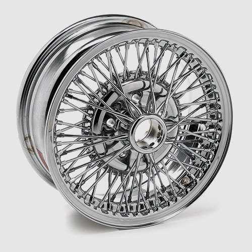 Wire wheel conversions