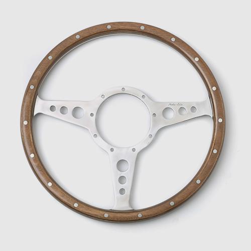 Moto Lita woodrim steering wheels