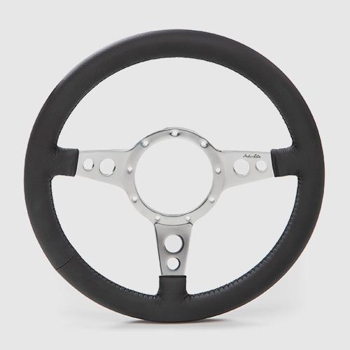 Moto Lita leather steering wheels