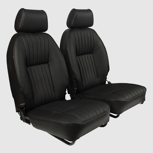 Leather seats and classic trim kits