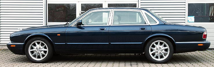 Jaguar and Daimler XJ (1997-2003): X308