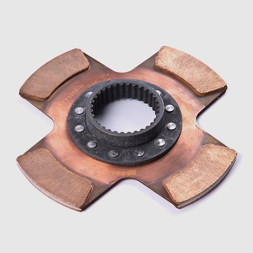 Diaphragm type clutch