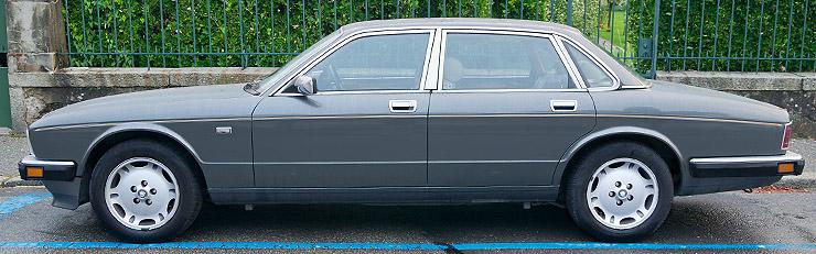 Jaguar XJ40 (1986-1994)