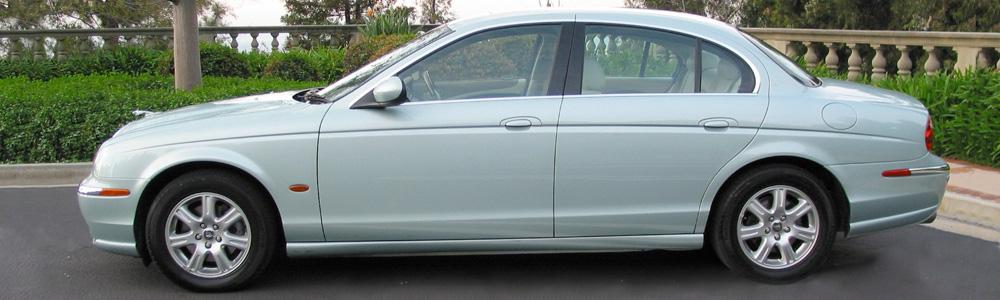 Jaguar S-Type modern (1999-2007)
