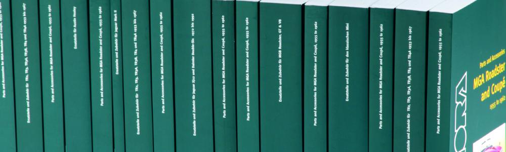 Limora catalogues