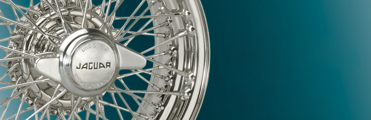 Wire wheels