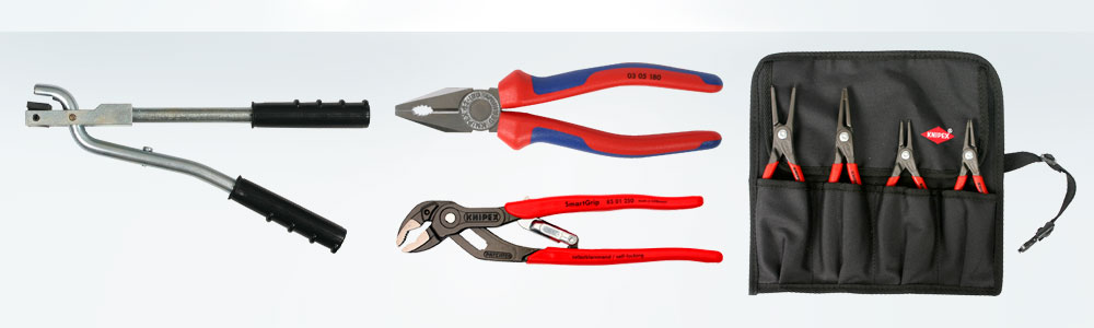 Pliers and scissors