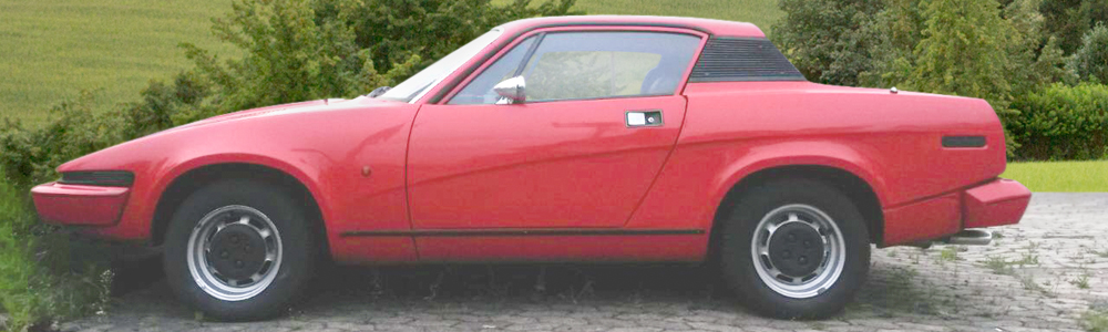 Triumph TR7 and TR8 (1975-1981)