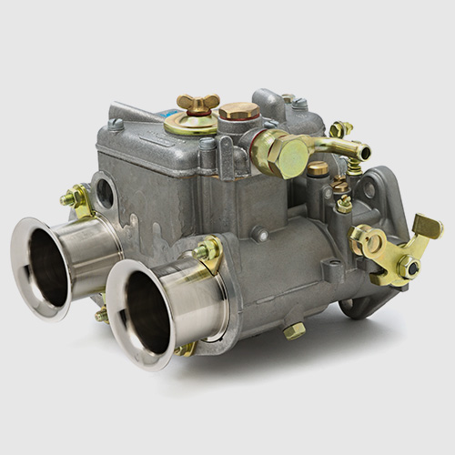 Weber Carburettor and inlet manifolds