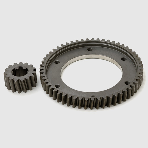 Gearbox: differential