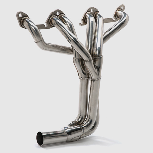 Tubular manifolds and exhaust systems