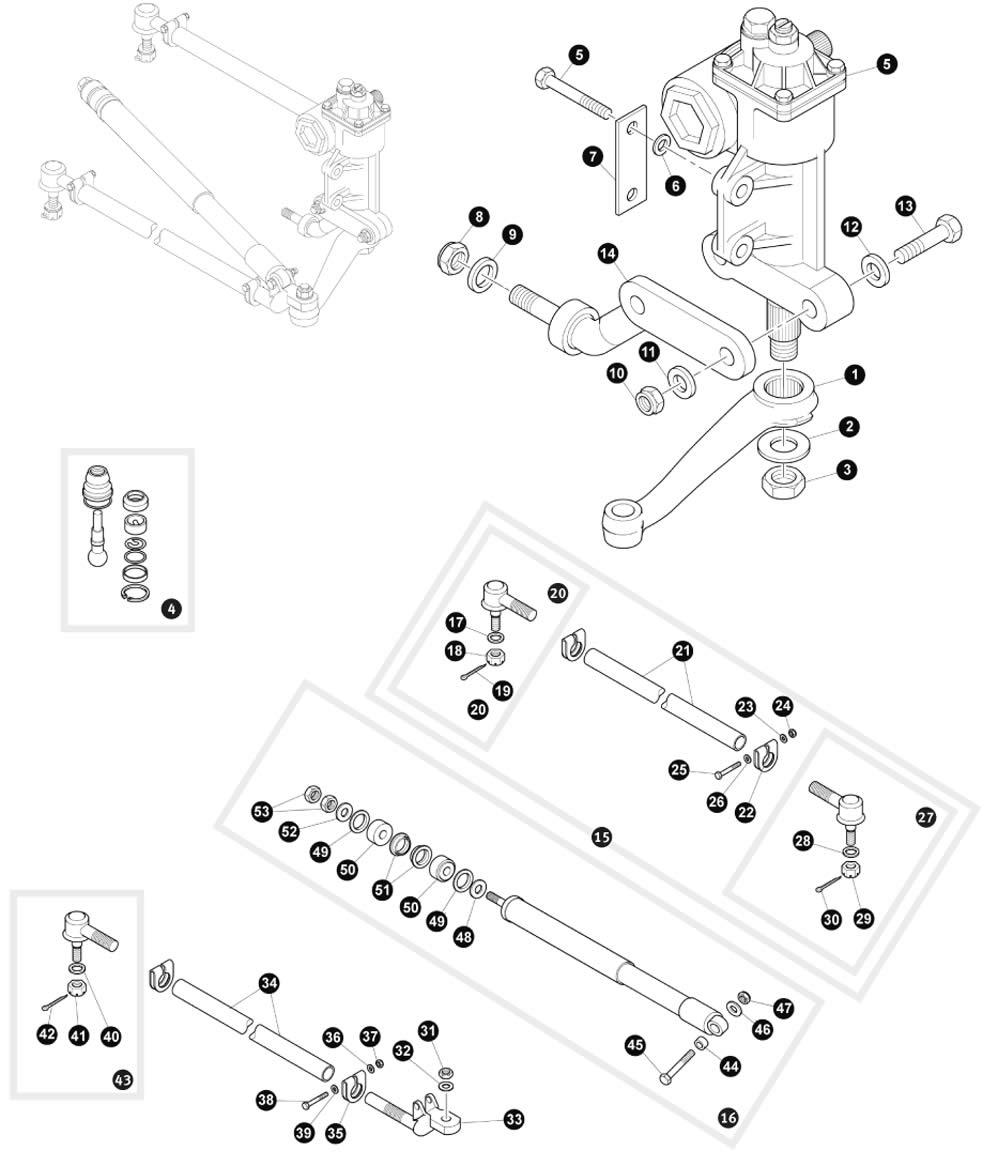 Adwest Steering Box Manual - Steering