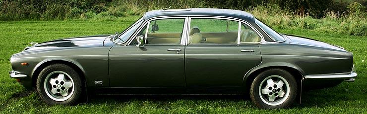 Jaguar XJ12 and Daimler Double Six Series I-III (1972-1992)