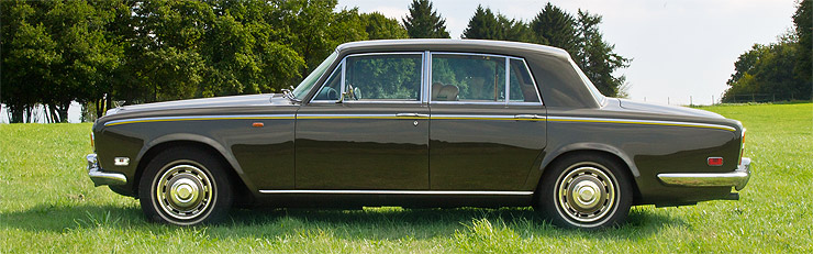 Rolls Royce Silver Shadow and Bentley T-Series (1965-80)