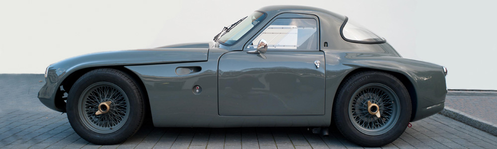 TVR: all models from 1958-2006