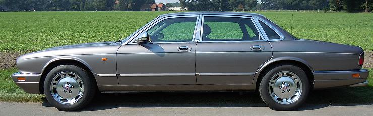 Jaguar X300 (1993-1997)