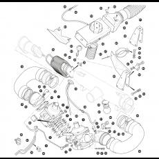 Stromberg 175CD carburettors and air filter - detoxed engines