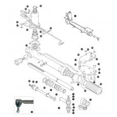 Power steering unit