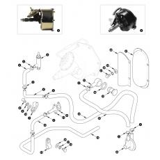 Brake servo - XK150