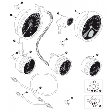 Instruments - XK140