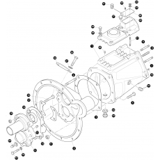 Gearbox, outer - Serie III