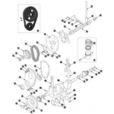 Crankshaft 1275 cc Cooper S MK3 A series