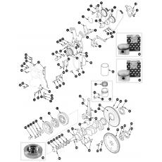 Crankshaft - 4.2 engine