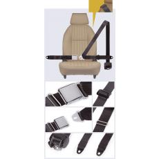 vertically mounted retractor, no pillar loop