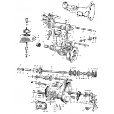 Gearbox 948 ccm