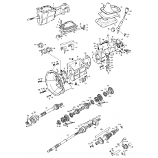 Gearbox 1500 ccm