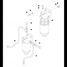 Fuel filter - 200TDi