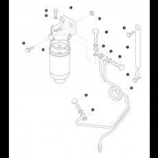Fuel filter - 300TDi