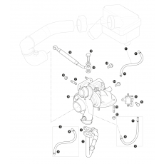 Turbocharger - Td5