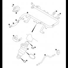 Fuel injection - 3.5 litre 8 cylinder petrol engine - EFi