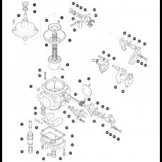 Internal carburettor Stromberg 175CD - detoxed engines