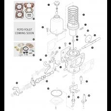 Internal carburettor SU - detoxed engines