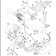 SU carburettors and air filter - detoxed engines