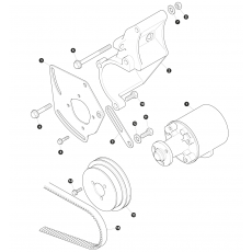 Pump power steering - 200 Tdi