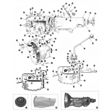 4 speed side shift gearbox - outer