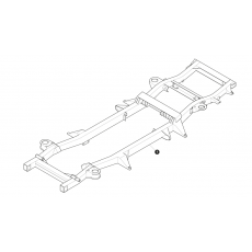 Chassis frame
