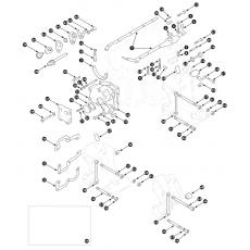 Gearbox case parts