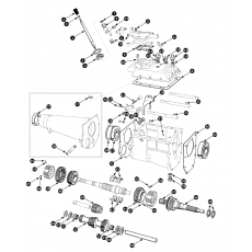 Moss gearbox