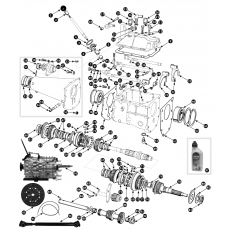 All synchromesh gearbox (1965-69)