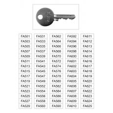 FA (round head)