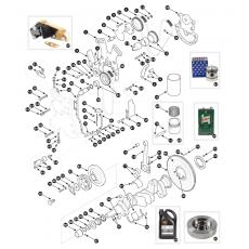 Crankshaft - XK140