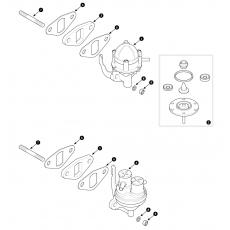 Fuelpump - mechanical