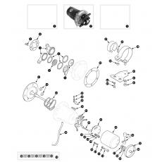 Fuel pump - electrical
