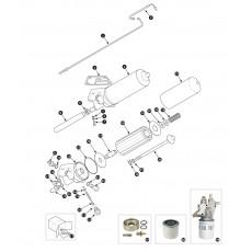 Oil filter - XK150