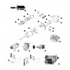 Starter M35G/35J